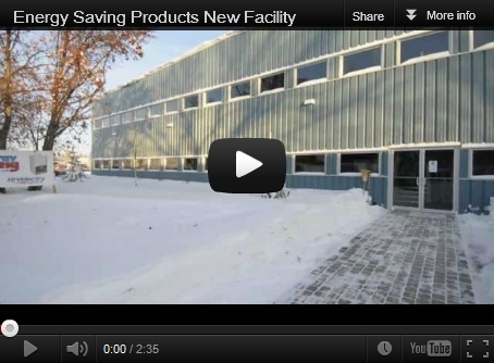 Click here to view our new Manufacturing Facility.